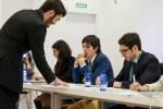 El dominio de las palabras: debate de competición