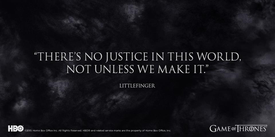 Littlefinger -Juego de Tronos