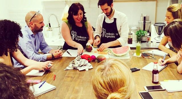 Experiencia: trabajar con 'La cocina de Luis y Sara'