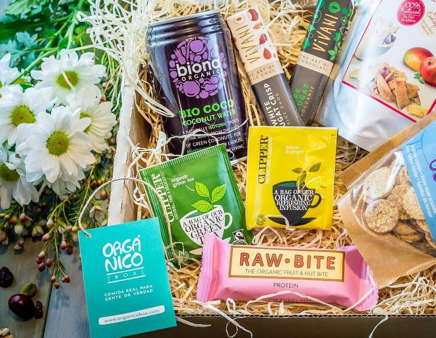 OrganicoBox: delicias a domicilio