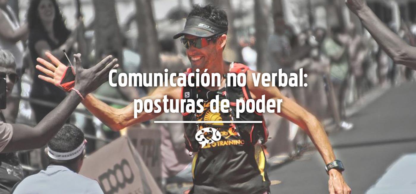 Comunicación no verbal: las posturas de poder