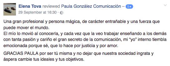 curso comunicacion paula gonzalez