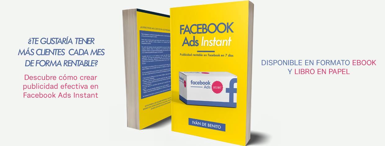 Iván de Benito anuncios facebook