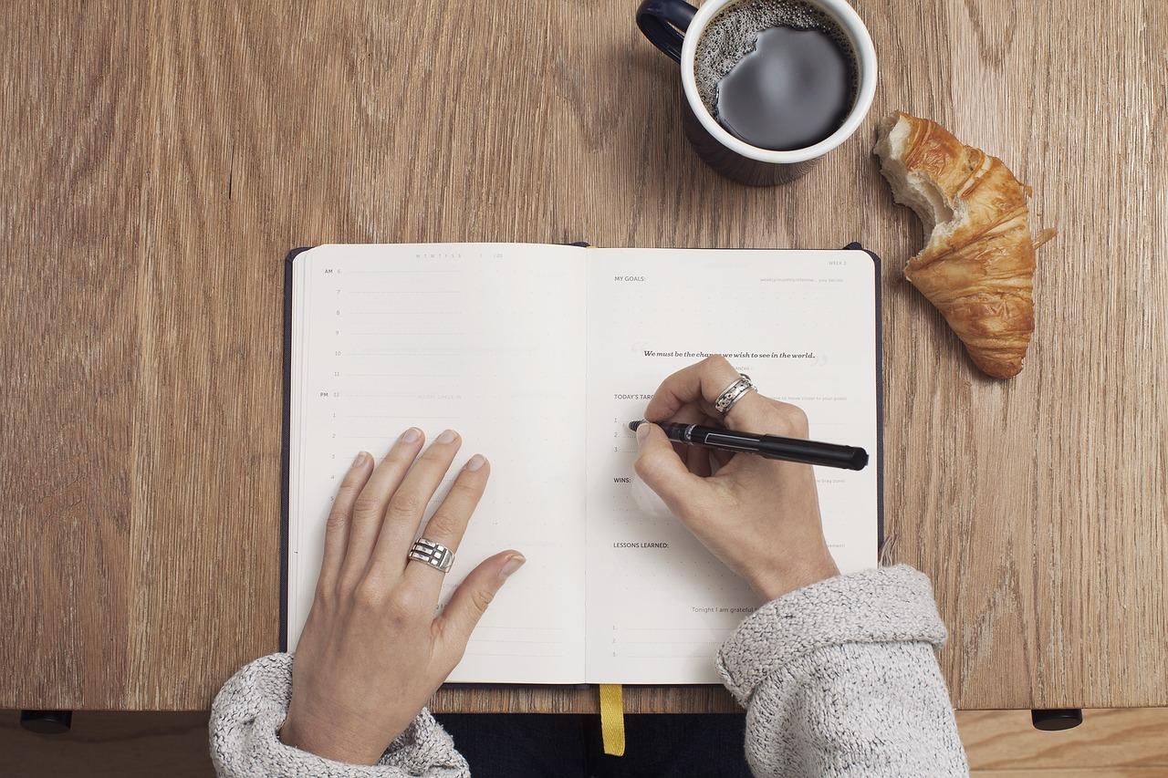motivación psicología escribir