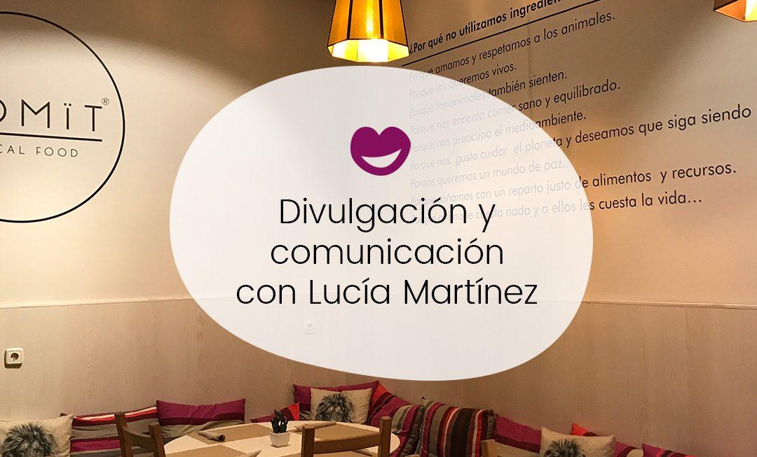#8 Ingobernables: Divulgación y nutrición con Lucía Martínez de Dime Qué Comes