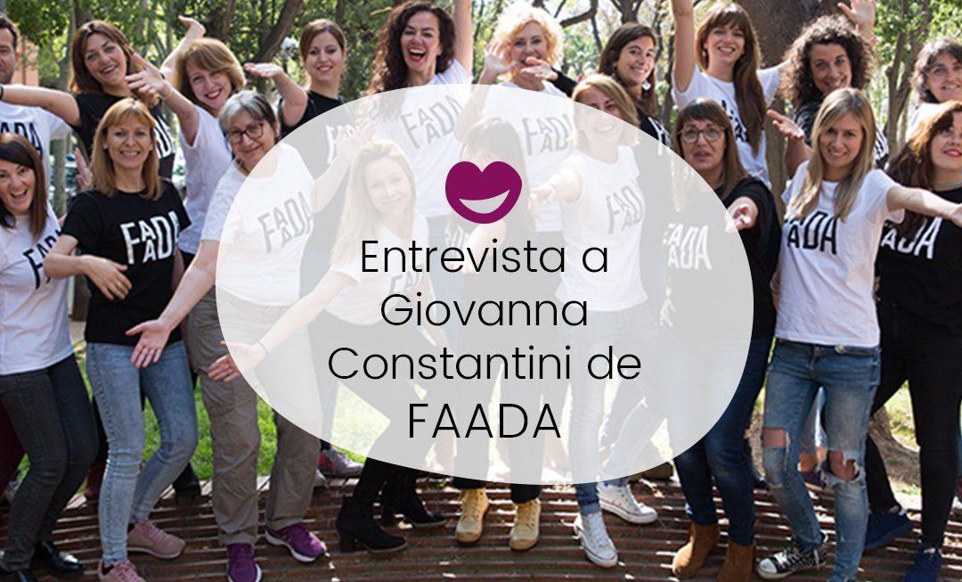 #11 Ingobernables: Entrevista a Giovanna Constantini de la fundación FAADA